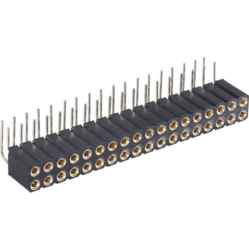 Stiftliste (præcision) BKL Electronic 10120819 1 stk