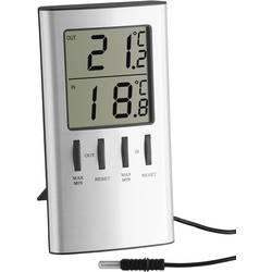 Termometer TFA 30.1027 Silver (metallic)