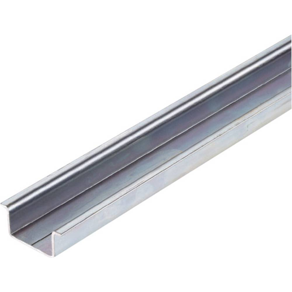 jernbane TS 35X15/2.3 2M/AL/BK 1848290000 Weidmüller 2 m