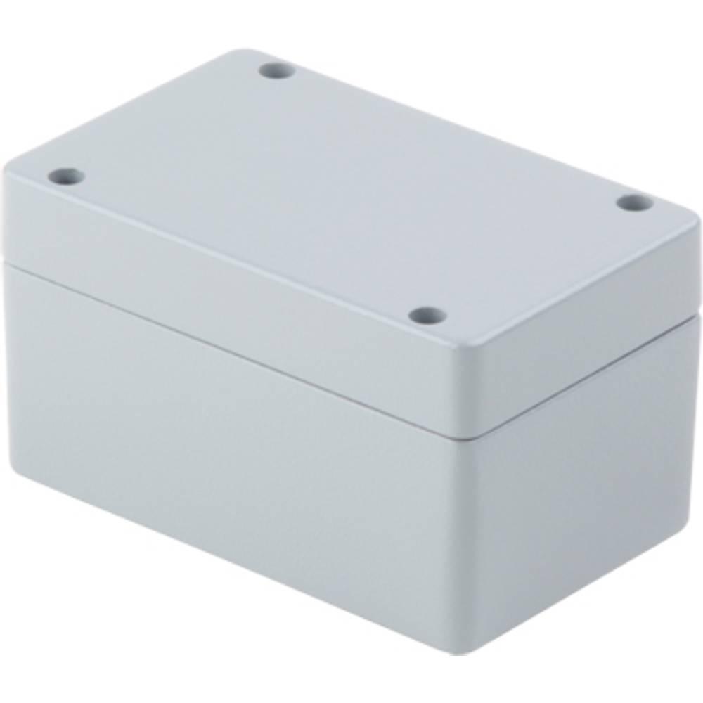 Universalkabinet Aluminium Weidmüller KLIPPON K2 VMQ 10 stk