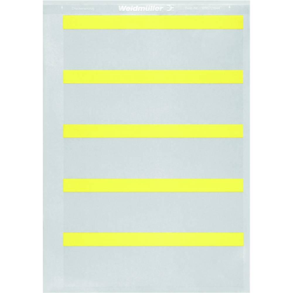 Printsystem printer Weidmüller THM WRITEON 25,4/62 WS 1109130000 1 Rolls Hvid