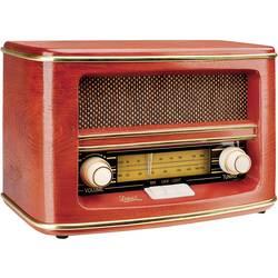 FM Bordsradio Dual NR 1 MW, FM Trä