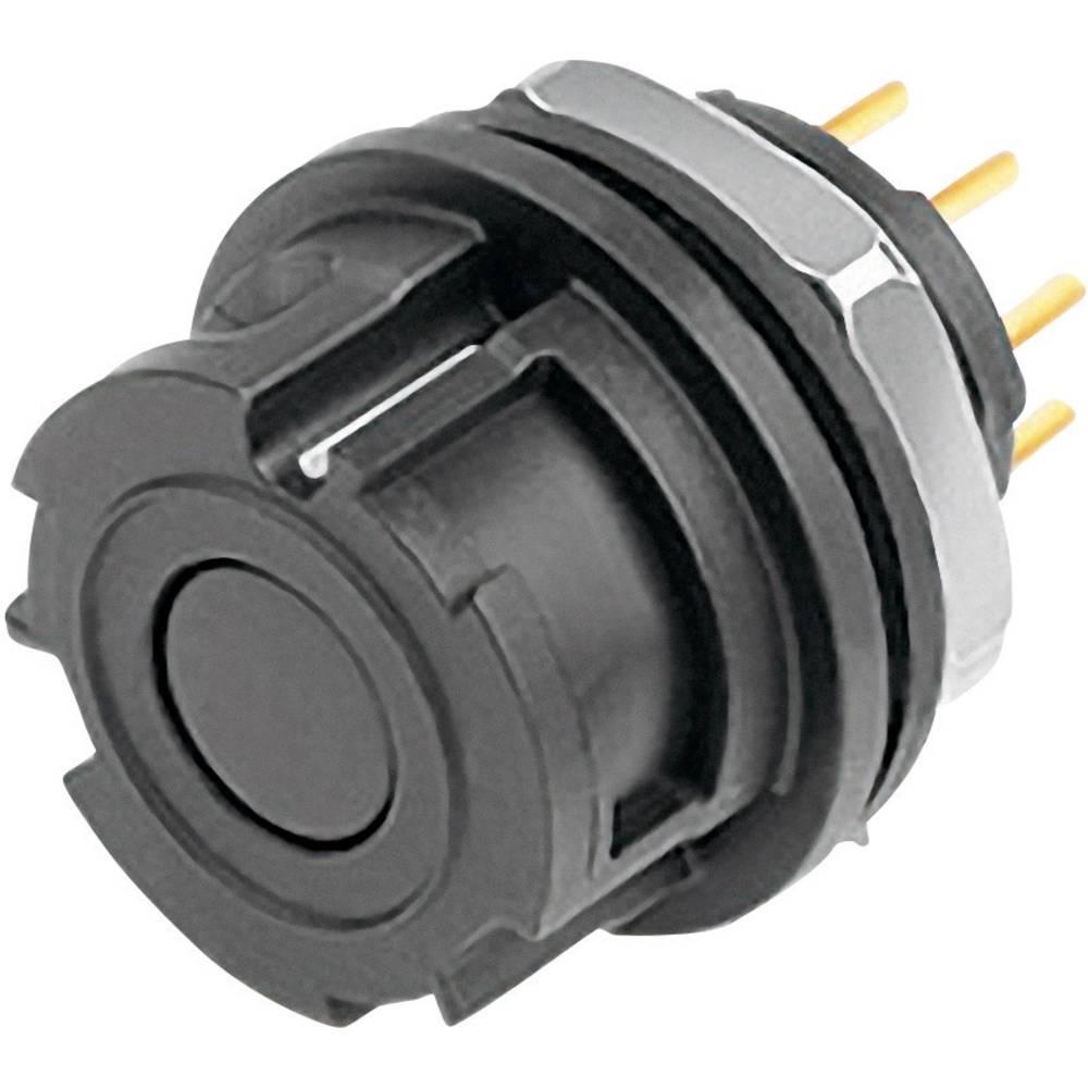 NCC-vtični konektor, IP67 z bajonetnim zaklepom poli: 8 2 A 09-0774-090-08 Binder 1 kos