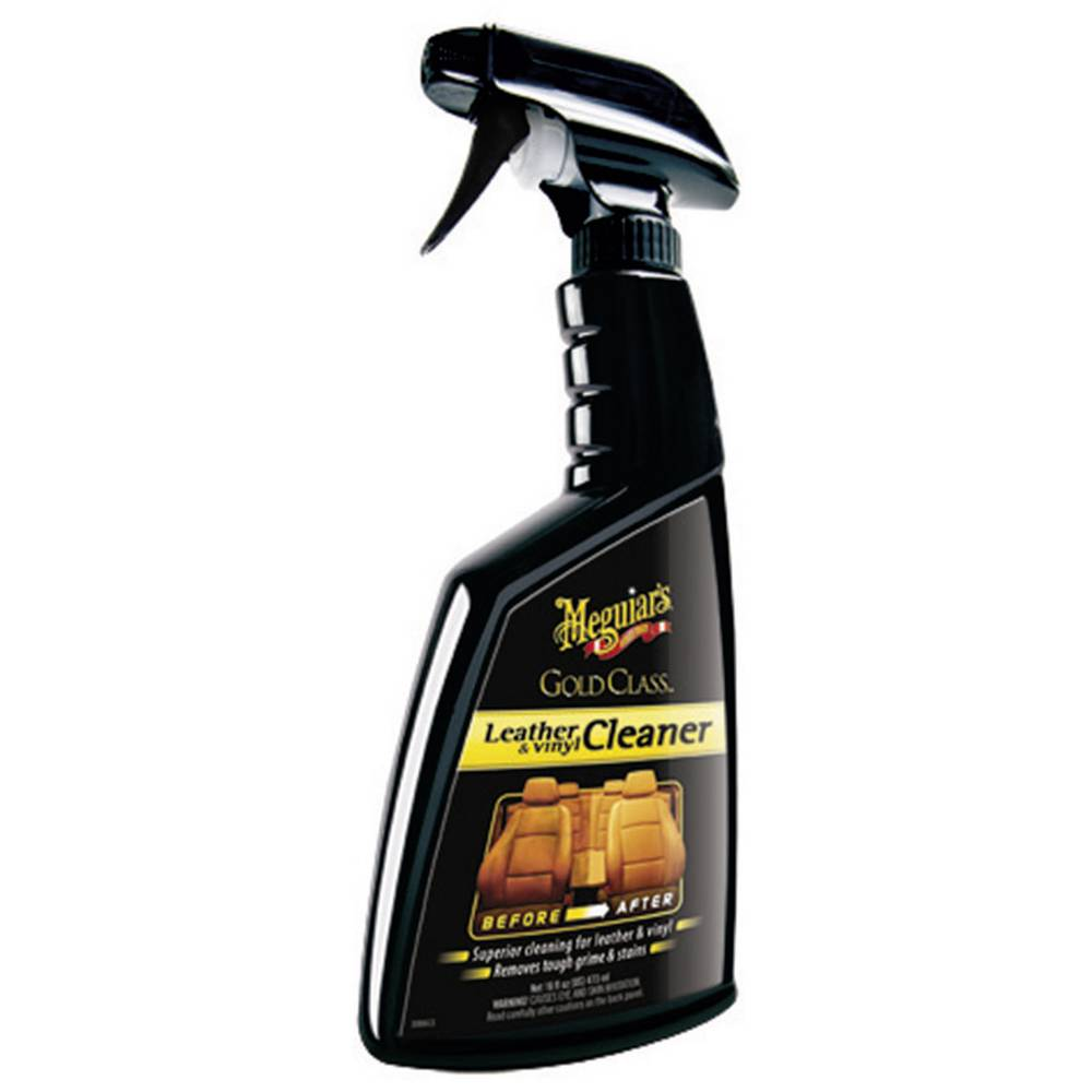Čistilo za usnje Meguiars GoldClass Leather Cleaner G18516,473 ml