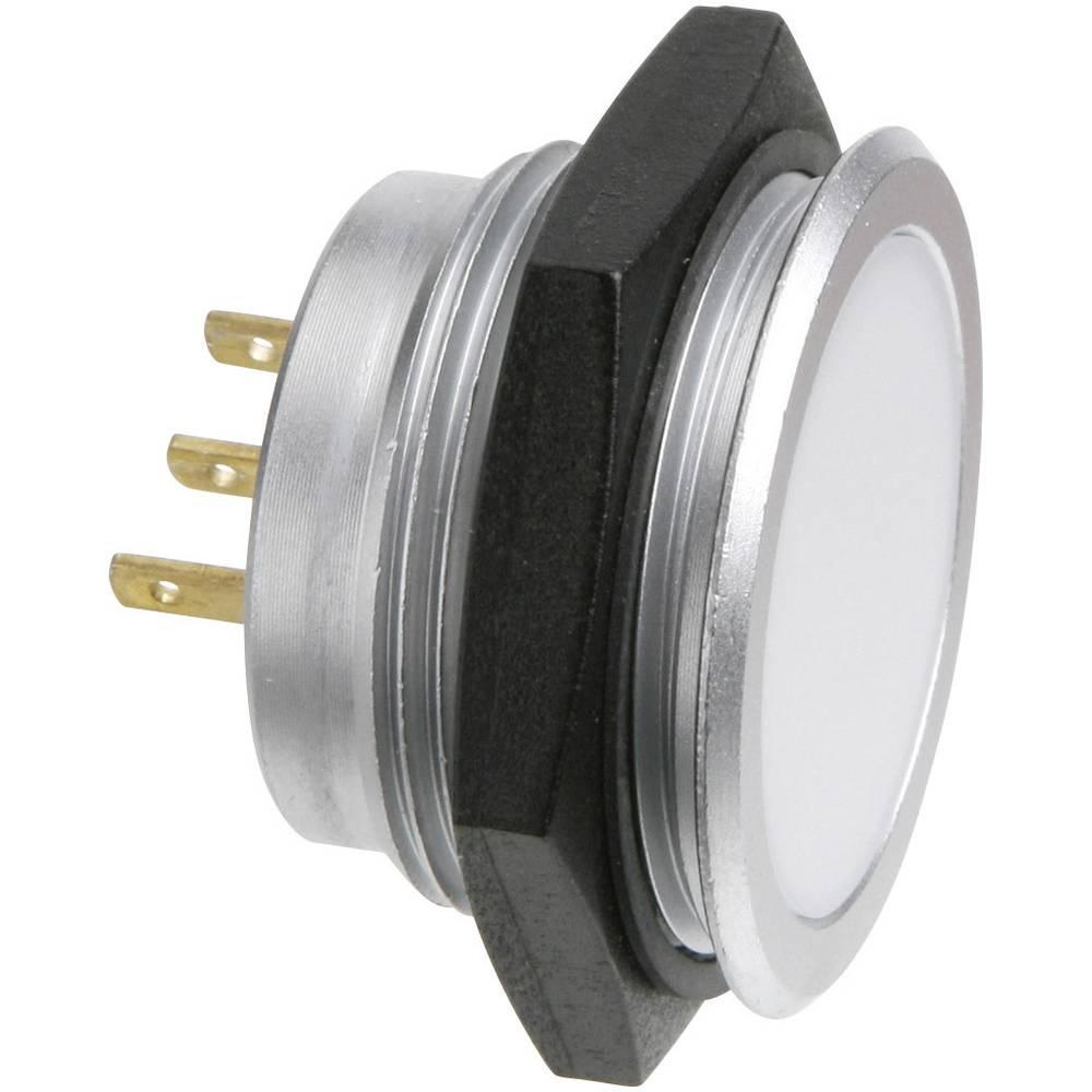 LED signalna lučka, večbarvna, rdeča, zelena 12 V/DC Signal Construct SMFE30222