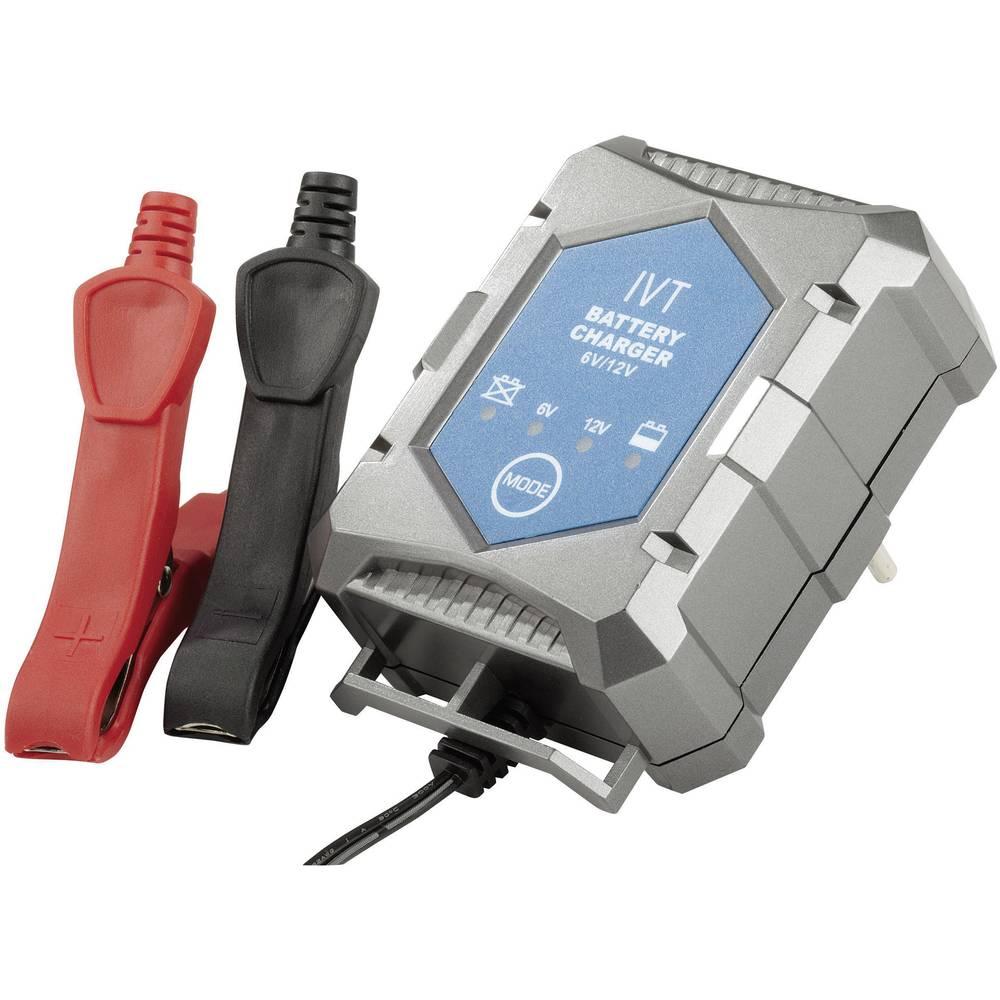IVT Bly automatisk oplader 1 A PL-C001P 911006 6V/12V 1A