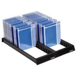 Hama CD flipper 44 CD-ja/DVD-ja/Blu-rayeva Plastika Crna 1 ST (Š x V x d) 288 x 348 x 29 mm 00048000