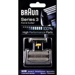 Skärhuvud och skärfolie Braun 30B - Kombipack 7000 Svart 1 set