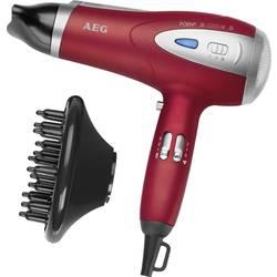 Sušilnik za lase AEG HTD 5584 rdeča (kovinska), srebrna