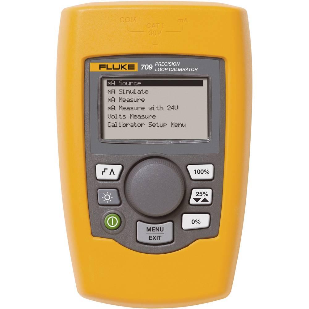 Fluke 709H kalibrator tokovnih zank z HART komunikacijo, kalibracijo,, točnost 0.01 %