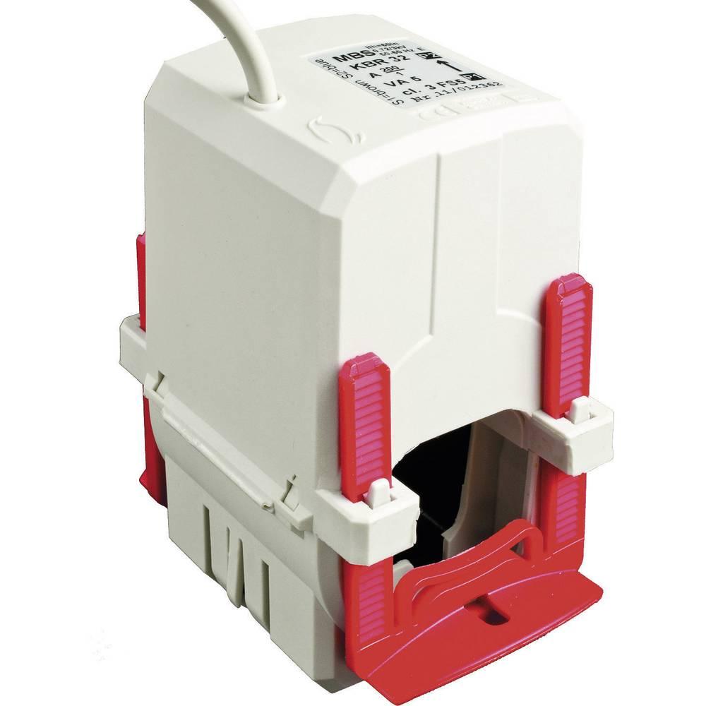 MBS KBR 44 500/1A 5VA Kl.1 Tokovni pretvornik, primarni tok:500 A sekundarni tok:1 A premer vhoda kabla :44 mm