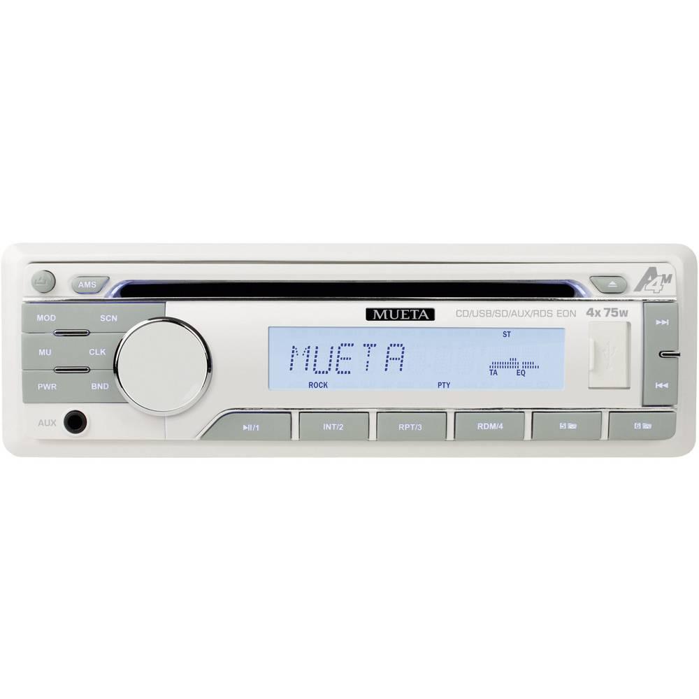 Autoradio za nautiku Mueta A4M