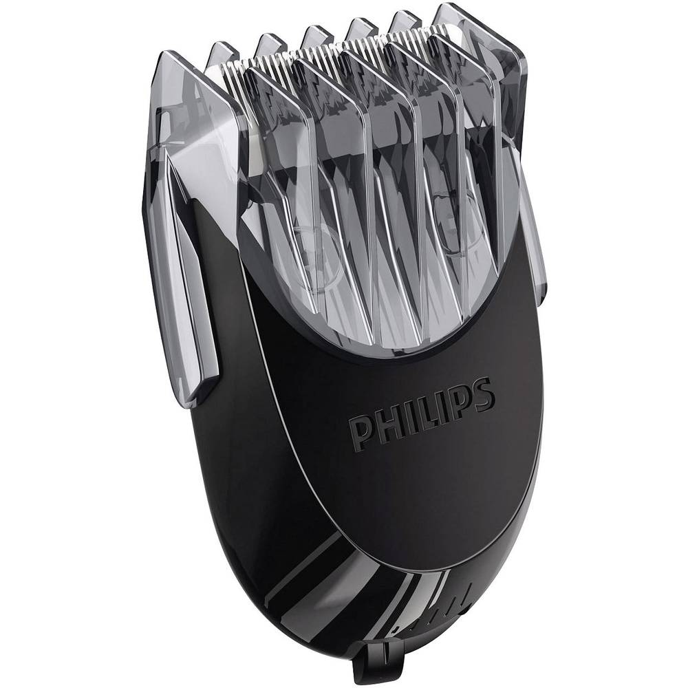 Strižnik in oblikovalnik brade Philips Senso Touch, črne barve RQ111/50