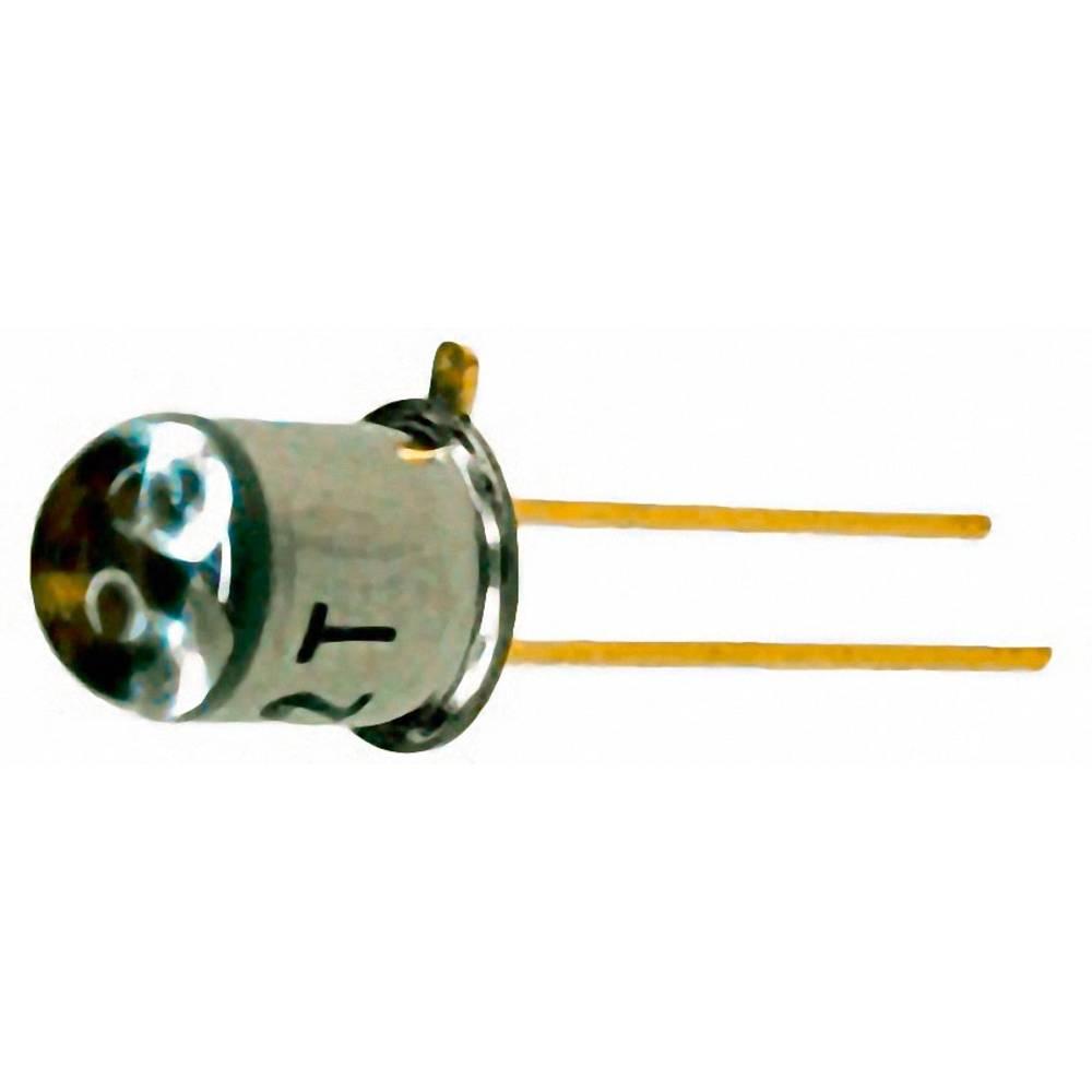 IR oddajnik 940 nm 8 ° TO-18 radialno ožičen KODENSHI AUK EL-1KL3(I)