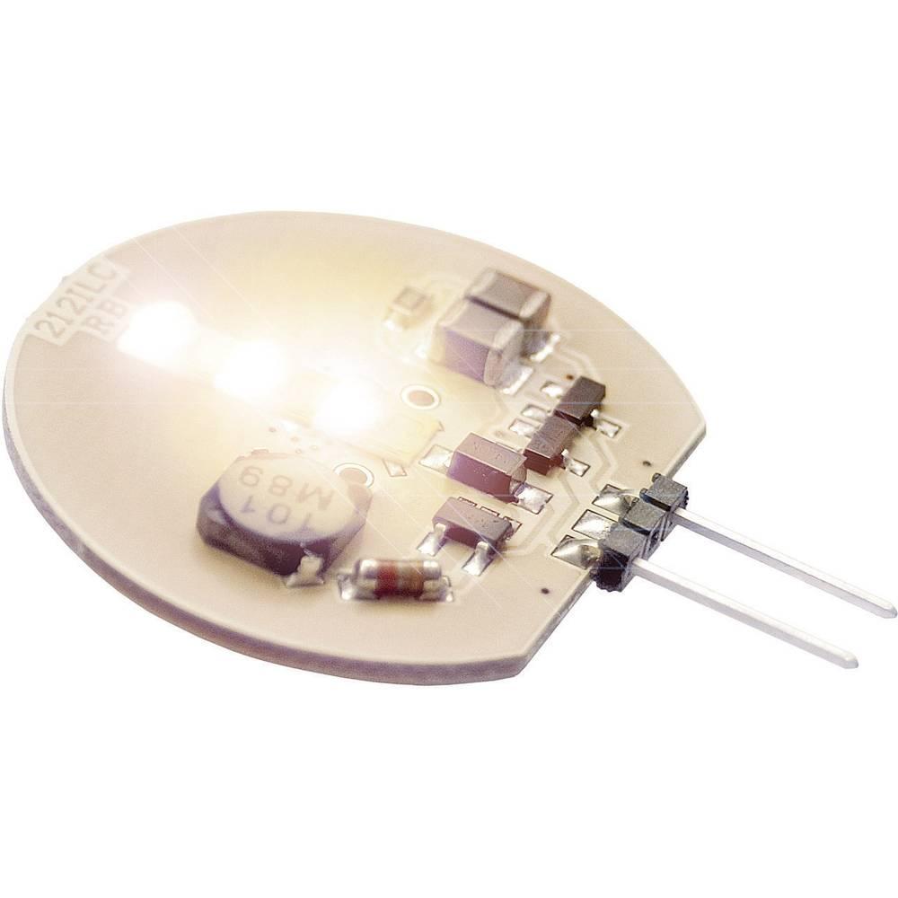 Reservepære 12 V, 24 V G4-stiftsokkel (Ø x H) 30 mm x 4 mm ProCar 57429061 LED G4