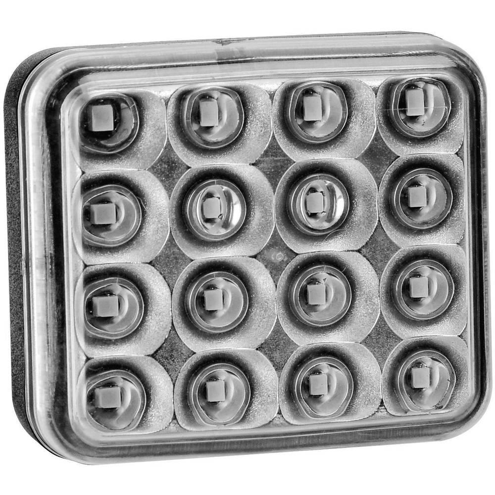 LED žaromet za vzvratno vožnjo bela 12 V, 24 V, 36 V SecoRüt
