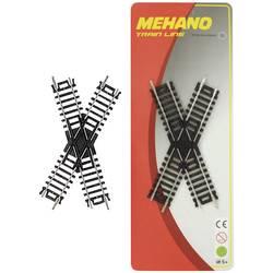 45° križišče Mehano F228, velikost: H0