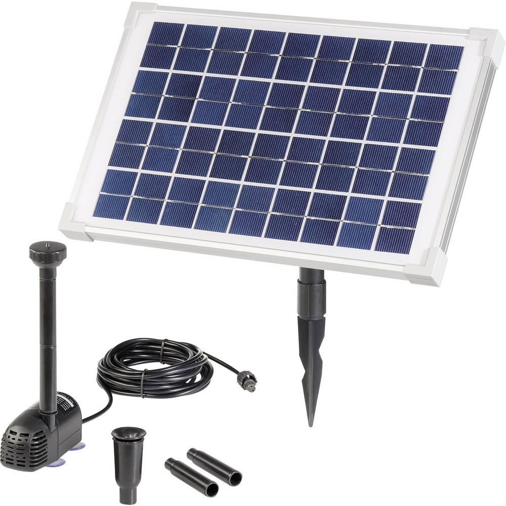 Solarni vodomet, 10 W Renkforce 1007585