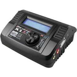 Višenamjenski punjač baterija za modele 12 V, 220 V 10 A Hitec Multicharger X1MF LiPo, LiFe, LiIon, NiCd, NiMH, olovne