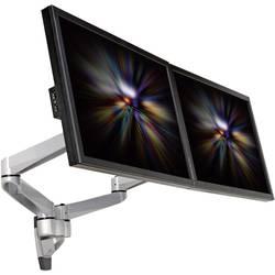 Dvostruki zidni stalak za ekrane 10 (25,4 cm) - 27 (69 cm) nagibni+zakretni, okretni Xergo Swivel proširiv