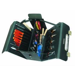 Kovček za električno orodje, z vsebino 42 delni Bernstein 5600 (D x Š x V) 435 x 340 x 210 mm
