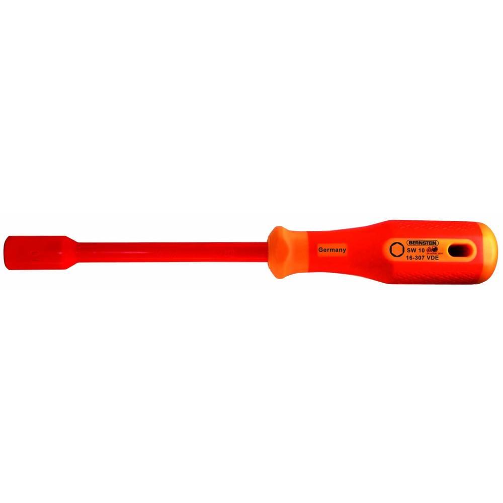 VDE natični ključ-izvijač Bernstein velikost ključa: 9 mm dolžina stebla: 125 mm DIN EN 60900