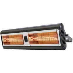 Quartz IR reflektor 3000 W 22 m črna Tansun Sorrento