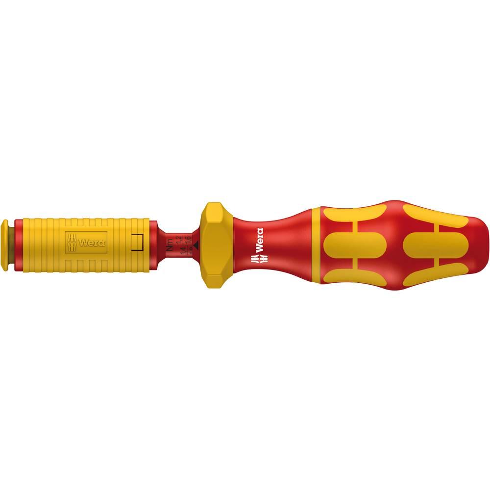 Wera VDE-Kraftform podesiva drška sa zakretnim momentom serija 7400 3.0 Nm 05074750001