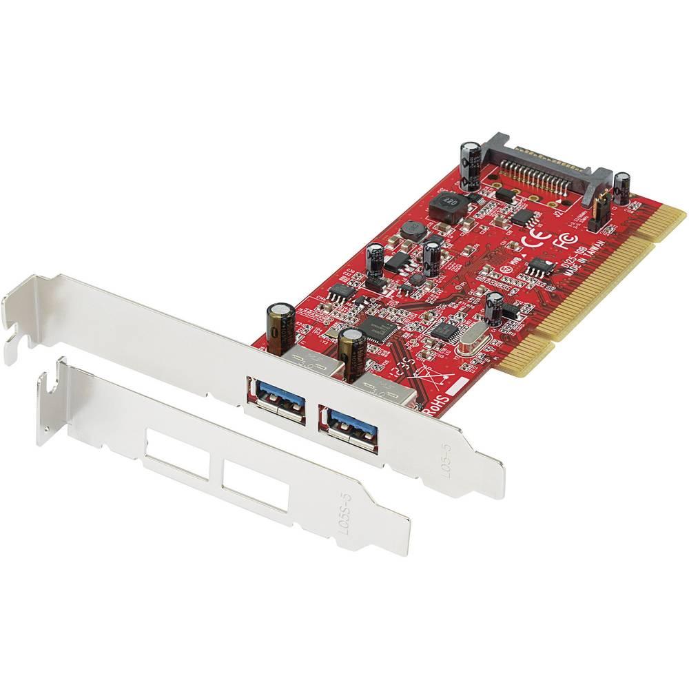 PCI-kartica sa 2 ulaza USB 3.0