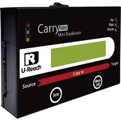 U-Reach Tragbarer HDD-HDD Duplikator 1 na 1 HDD IQ 112