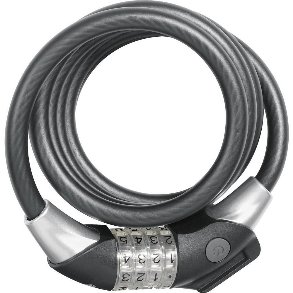 Kabelska ključavnica ABUS 1450/185 KF Črna Ključavnica s številčnico