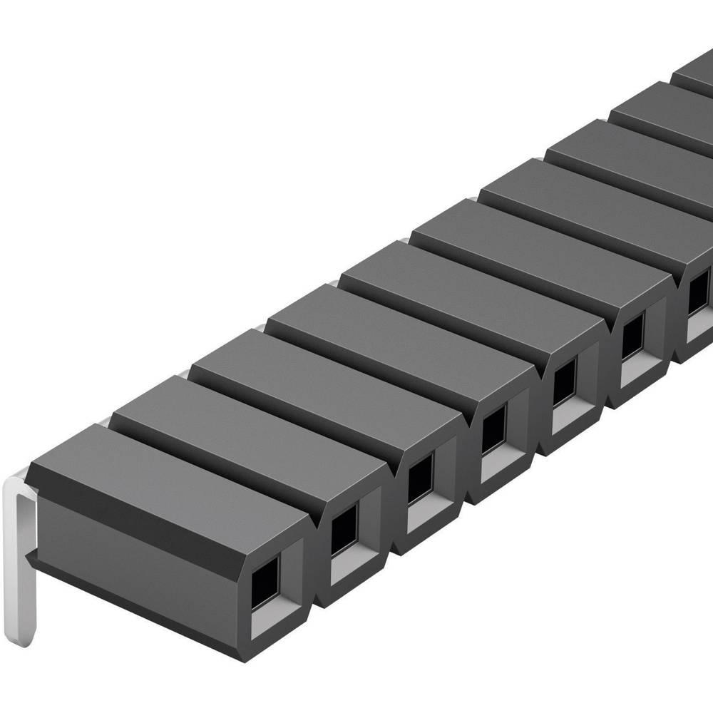 Bøsningsliste (standard) Fischer Elektronik BL LP 3/ 36/Z 1 stk