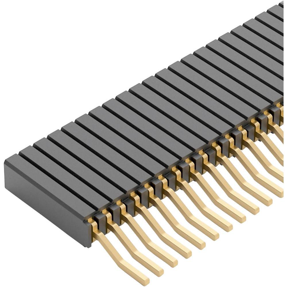 Bøsningsliste (standard) Fischer Elektronik BLM 3 SMD/ 20/G 1 stk