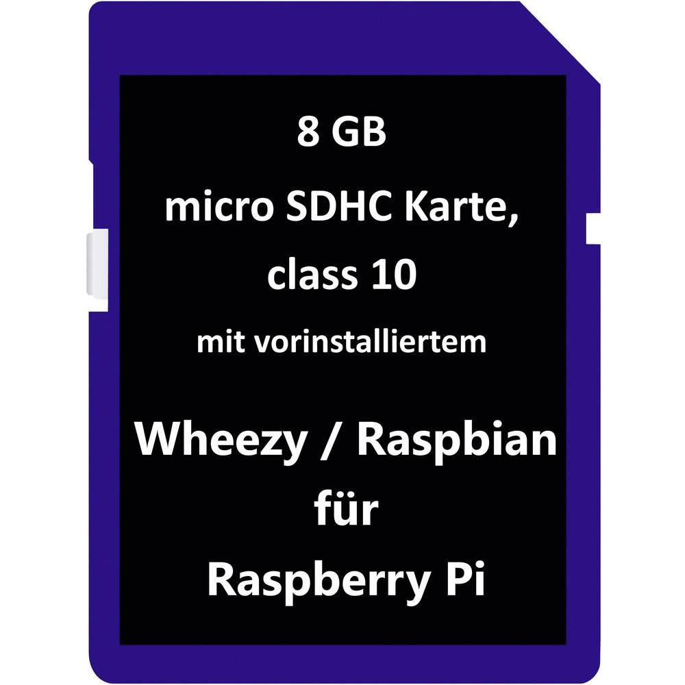 Operacijski sistem ''WHEEZY'' za Raspberry Raspberry Pi®