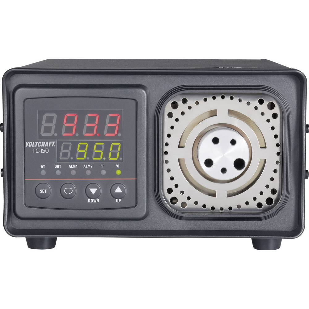 VOLTCRAFT TC-150 temperaturni kalibrator za kalibriranje kontaktnih termometara, područje kalibriranja +33 do +300 °C, osnovna t