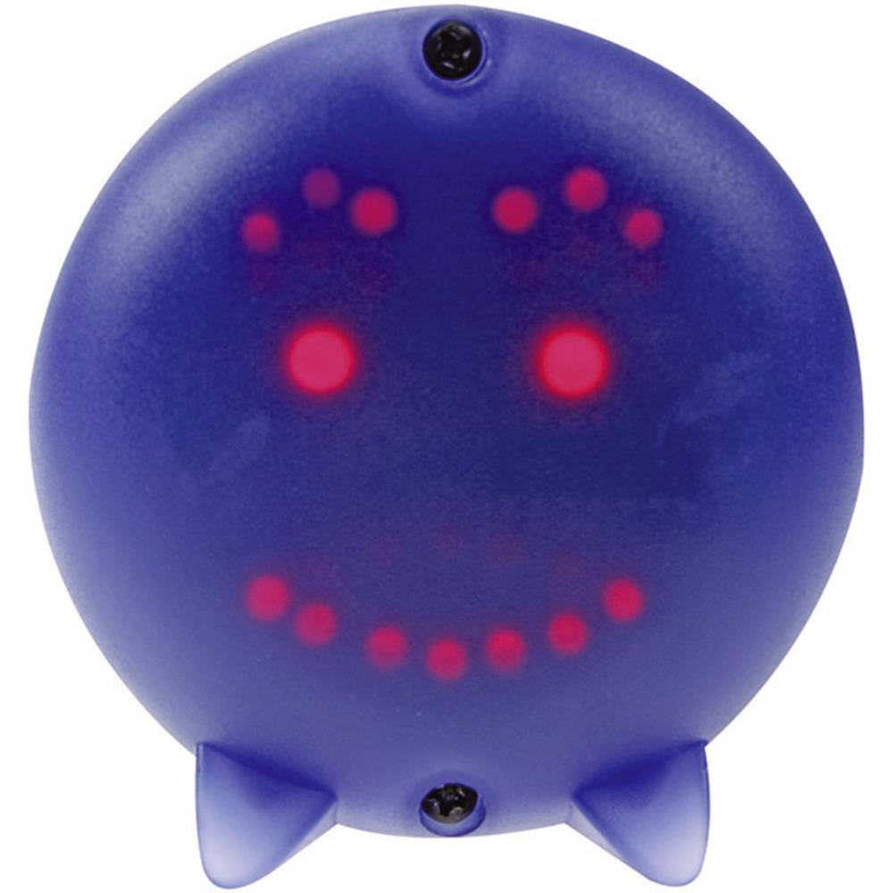 Velleman LED-Smiley MK175 3 x AAA baterija, komplet za sestavljanje