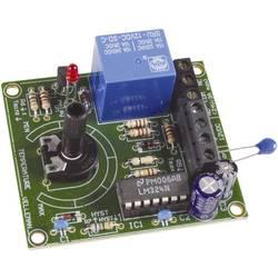 Termostatski modul Velleman, obratovalna napetost 12 V/DC, območje uravnavanja temperature 5° C - 30° C, VM137