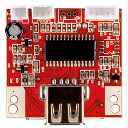 Velleman VM202N mp3 reproduktor modul 9 V/DC, 12 V/DC