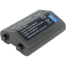 Kamerabatteri Conrad energy Ersättning originalbatteri EN-EL18 10.8 V 2600 mAh