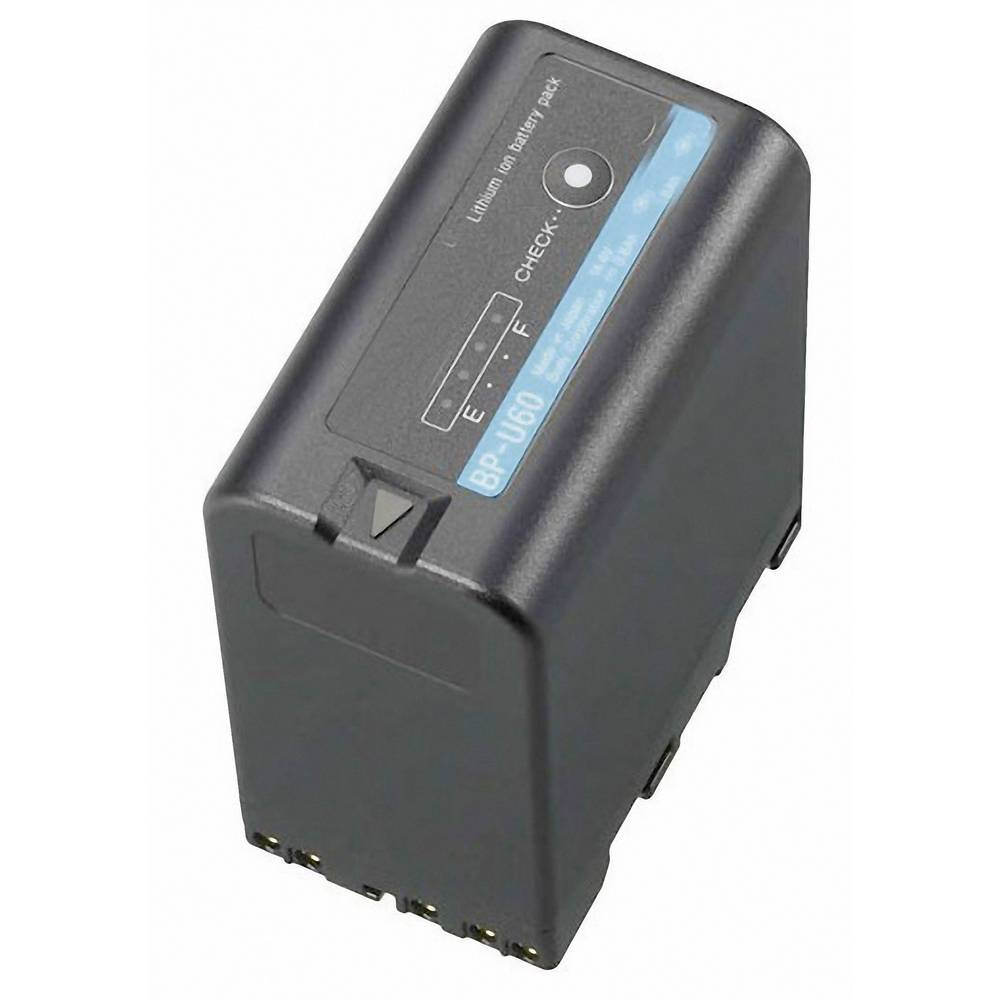 Kamera-batteri Conrad energy Erstatter original-batteri BP-U60 14.8 V 5200 mAh