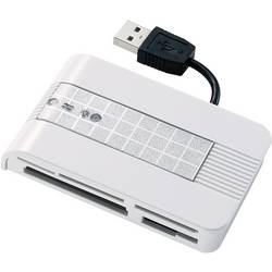 Extern minneskortläsare Renkforce CR22e-SIM USB 2.0 Silver