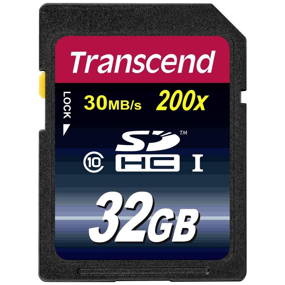 SDHC-kartica Transcend, 32 GB,razred 10 TS32GSDHC10