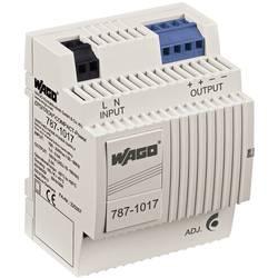 Strømforsyning til DIN-skinne (DIN-rail) WAGO EPSITRON® COMPACT POWER 787-1017 28 V/DC 2.4 A 43.2 W 1 x