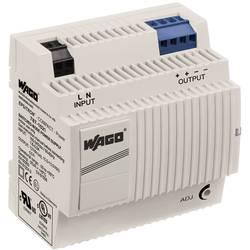 Napajalnik za namestitev na vodila (DIN letev) WAGO EPSITRON® COMPACT POWER 787-1021 15.5 V/DC 6.5 A 78 W 1 x