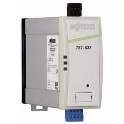 WAGO EPSITRON® PRO POWER 787-833 Bæreskinne-strømforsyning, DIN-strømforsyning 24 V/DC / / 85-264 V/AC, 120-350 V/DC