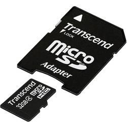 TRANSCEND MICRO SDHC KARTICA 32GB CL4 W/A TS32GUSDHC4