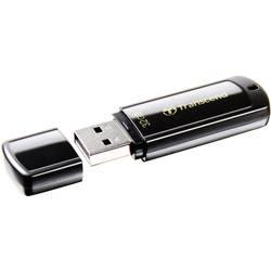 USB-ključ 32 GB Transcend JetFlash® 350 crni TS32GJF350 USB 2.0