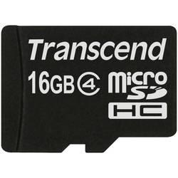 Kartica microSDHC Transcend, 16 GB, razred 4 TS16GUSDC4
