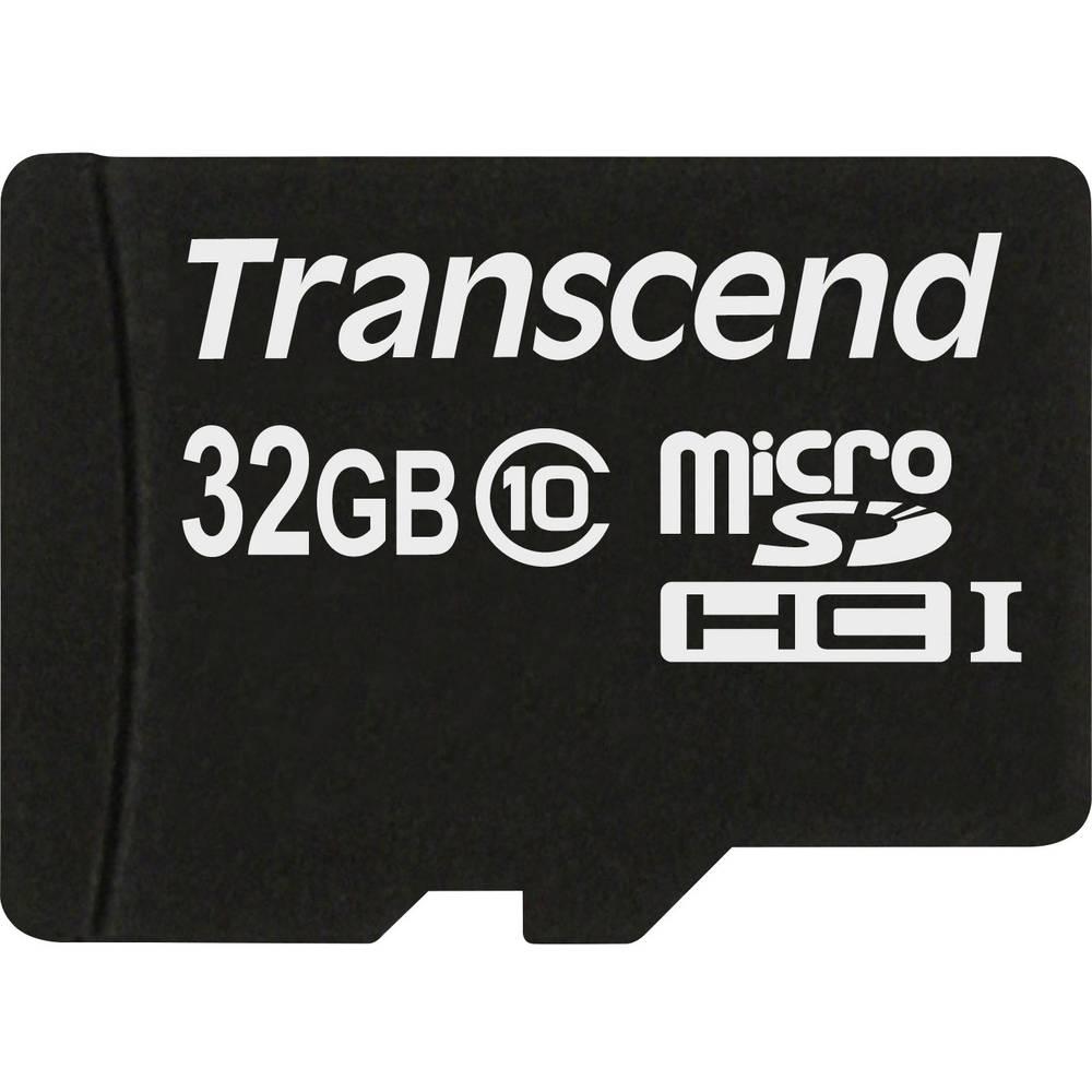 Transcend MicroSDHC Kartica 32GB Class 10 TS32GUSDC10