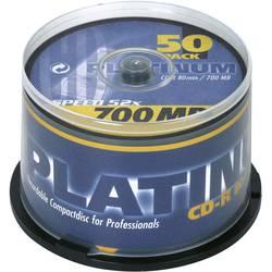 CD-R 80 prazni Platinum 100128 700 MB 50 kom. okrugla kutija